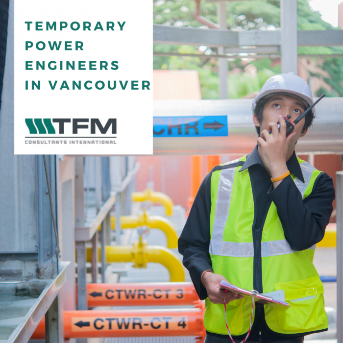 temporary Power Engineers in Vancouver